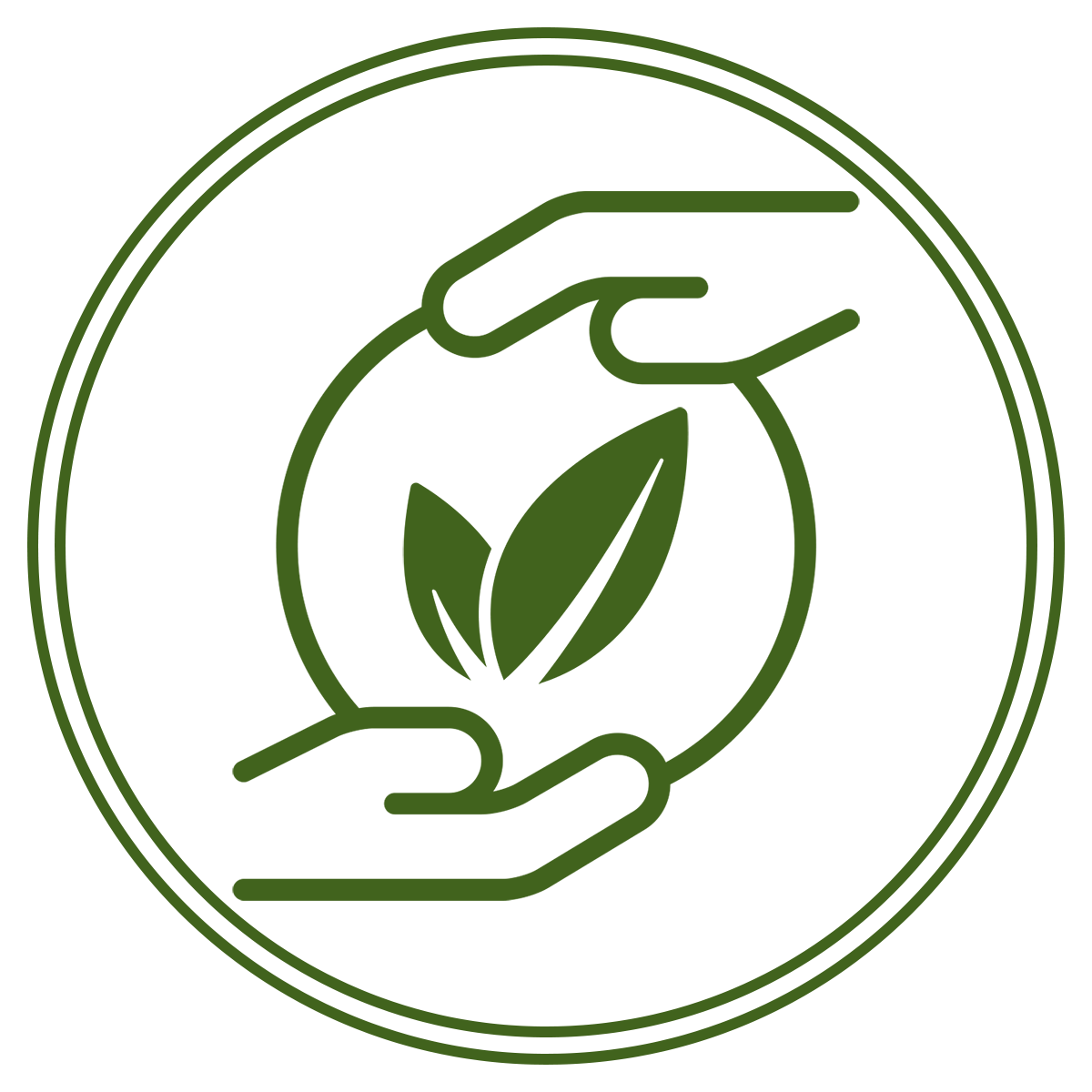 healing power of nature icon